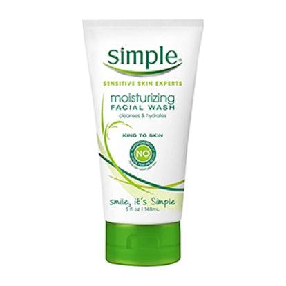 Moisturizing Facial Wash 5 oz
