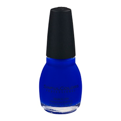 Sinful Colors Nail Polish in Endless Blue