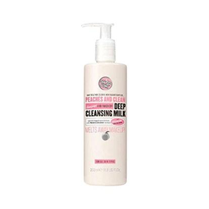 Peaches & Clean Deep Cleansing Milk 1- 1.8oz