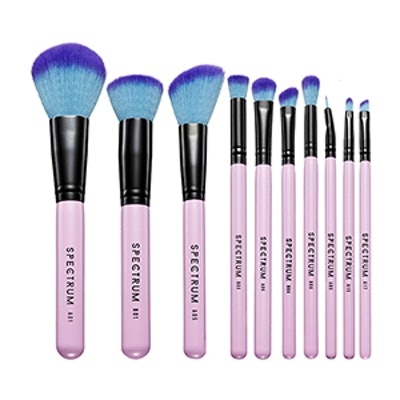 Attention Seeker 10-Piece Essential Brush Set