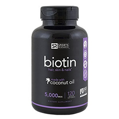 Biotin Veggie Softgels