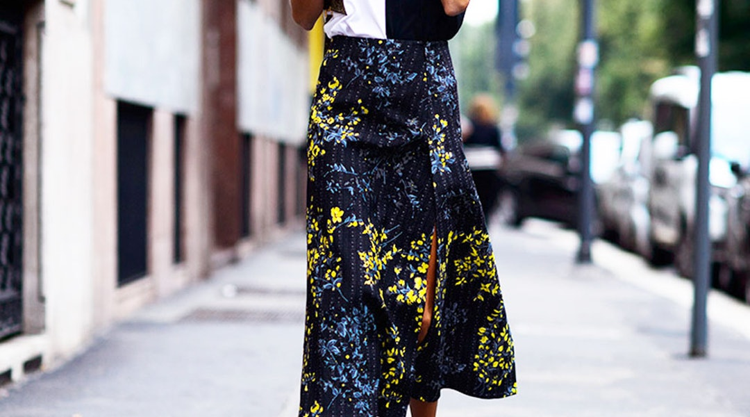 c74008b5f8 5 Fresh Ways To Style A Midi Skirt You Haven't Thought Of Yet