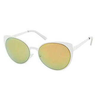 Martinez Flat Metal Sunglasses