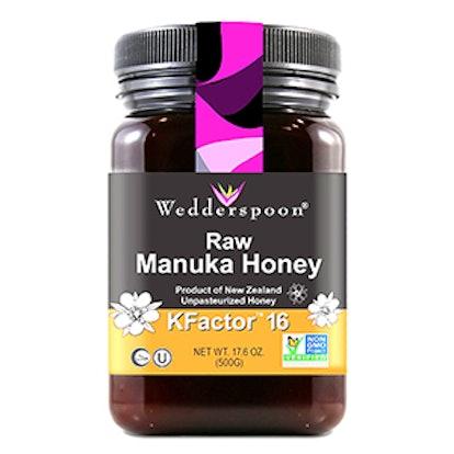 Raw Premium Manuka Honey