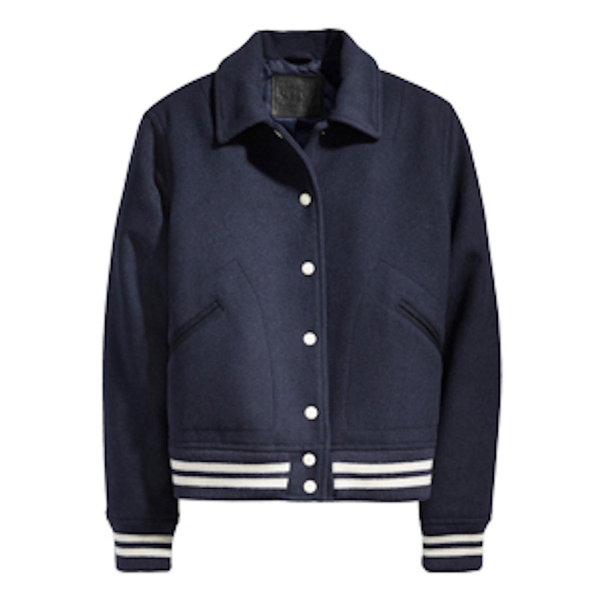 Christiane Varsity Jacket