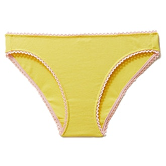 Isabella Panty In Sulfur