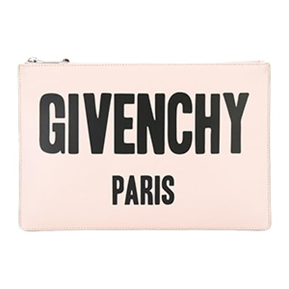Logo Print Iconic Pouch