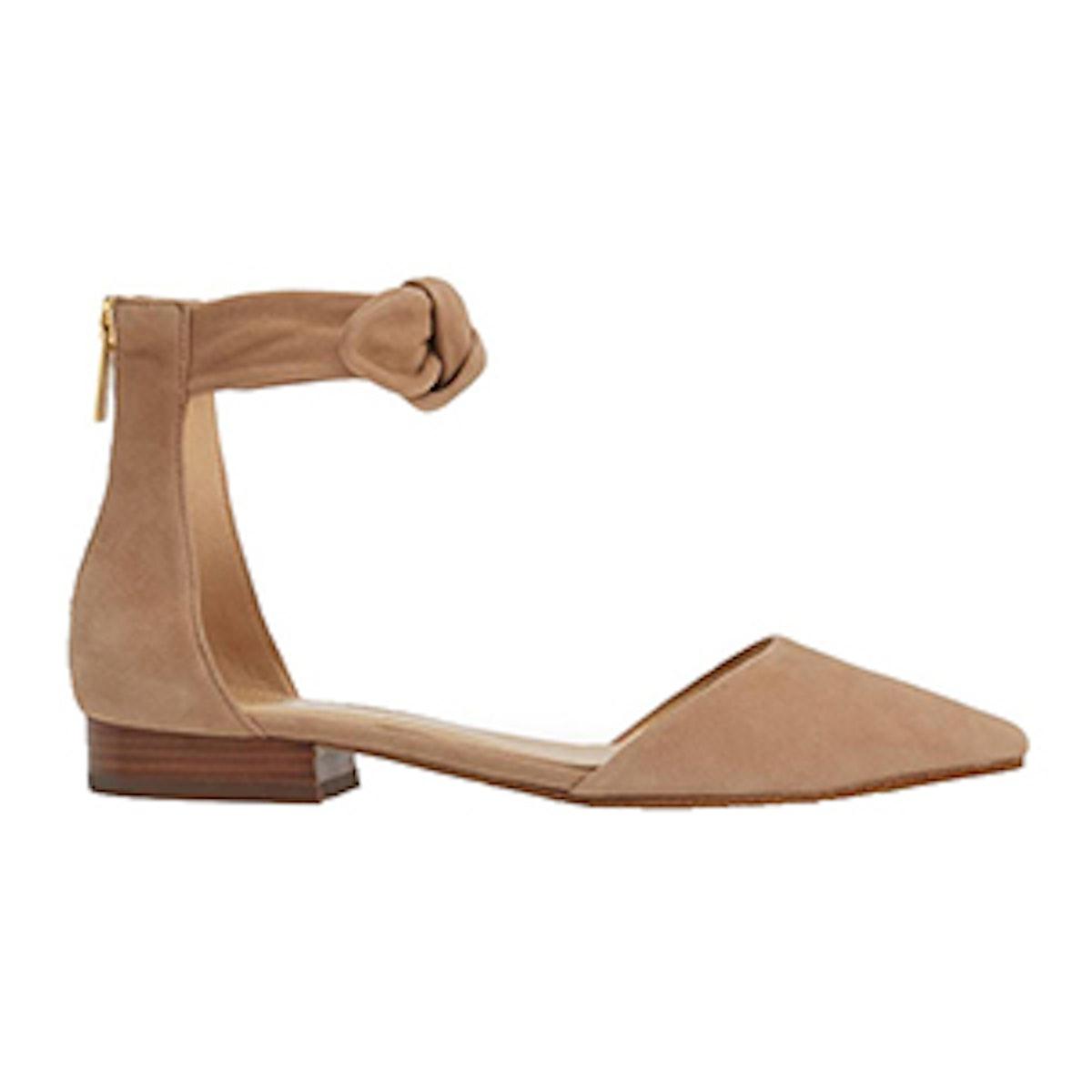 Alina Ankle Strap Flat