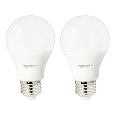 LED Light Bulb 2-Pack