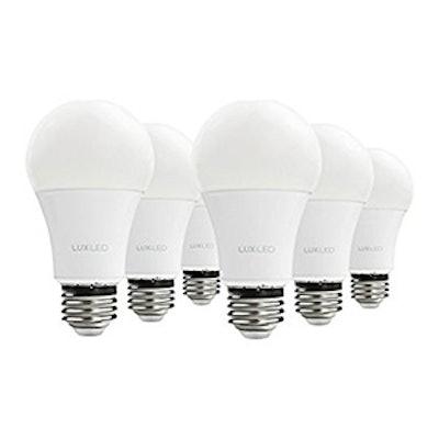 Energy Efficient Light Bulbs, 6-Pack