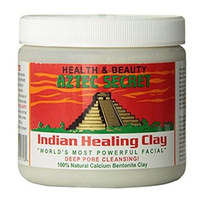 Aztec Secret Indian Healing Clay – Deep Pore Cleansing Facial & Healing Body Mask