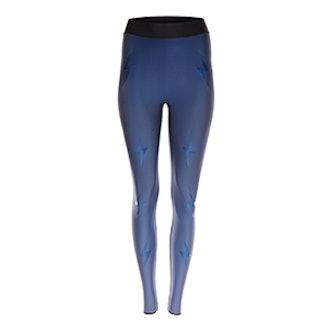 Ultra High Lux Bolt Legging Oxford Blue/IR Blue