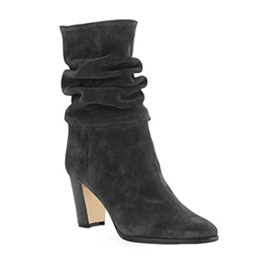 Knight 70mm Suede Boot