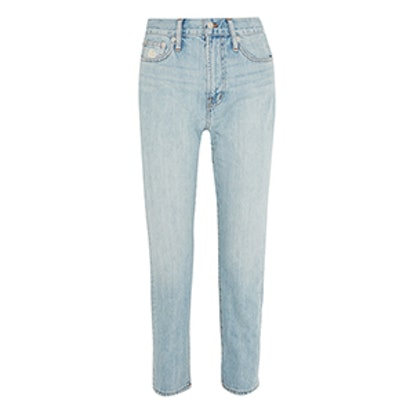 The Perfect Summer High-Rise Straight-Leg Jeans