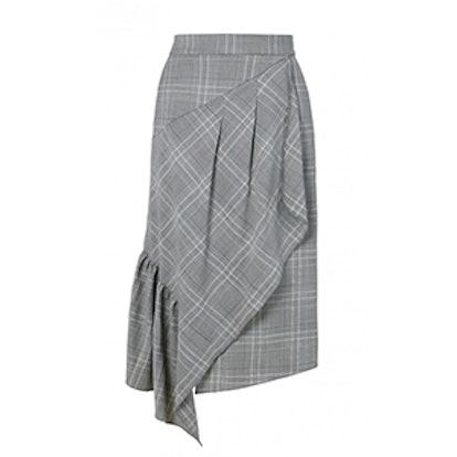 Jasper Asymmetrical Ruffle Skirt