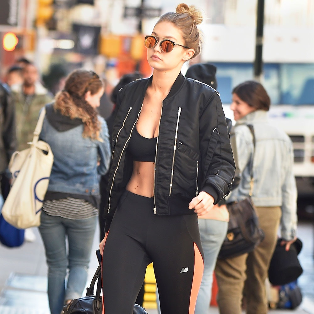 7037eb210828 These Celebrity Workout Outfits Are So Chic