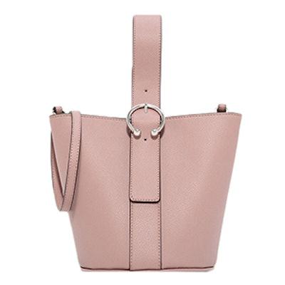 Oversized Buckle Bag