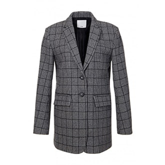 Aldridge Tweed Oversized Blazer