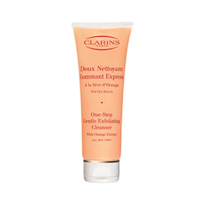 One Step Gentle Exfoliating Cleanser with Orange Extract