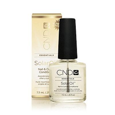 CND SolarOil Nail & Cuticle Conditioner, 0.25 oz