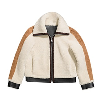 Reversible Sharling Jacket