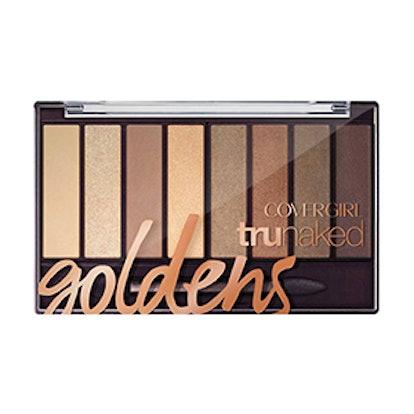 Goldens TruNaked Eyeshadow Palette