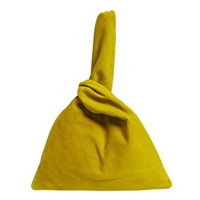 Small Suede Malia Bag