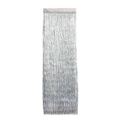 Delilah Metallic Fringe Skirt