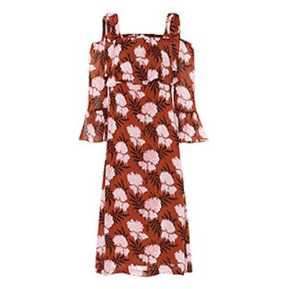 Monette Printed Dress