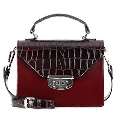 Gallery Leather Shoulder Bag