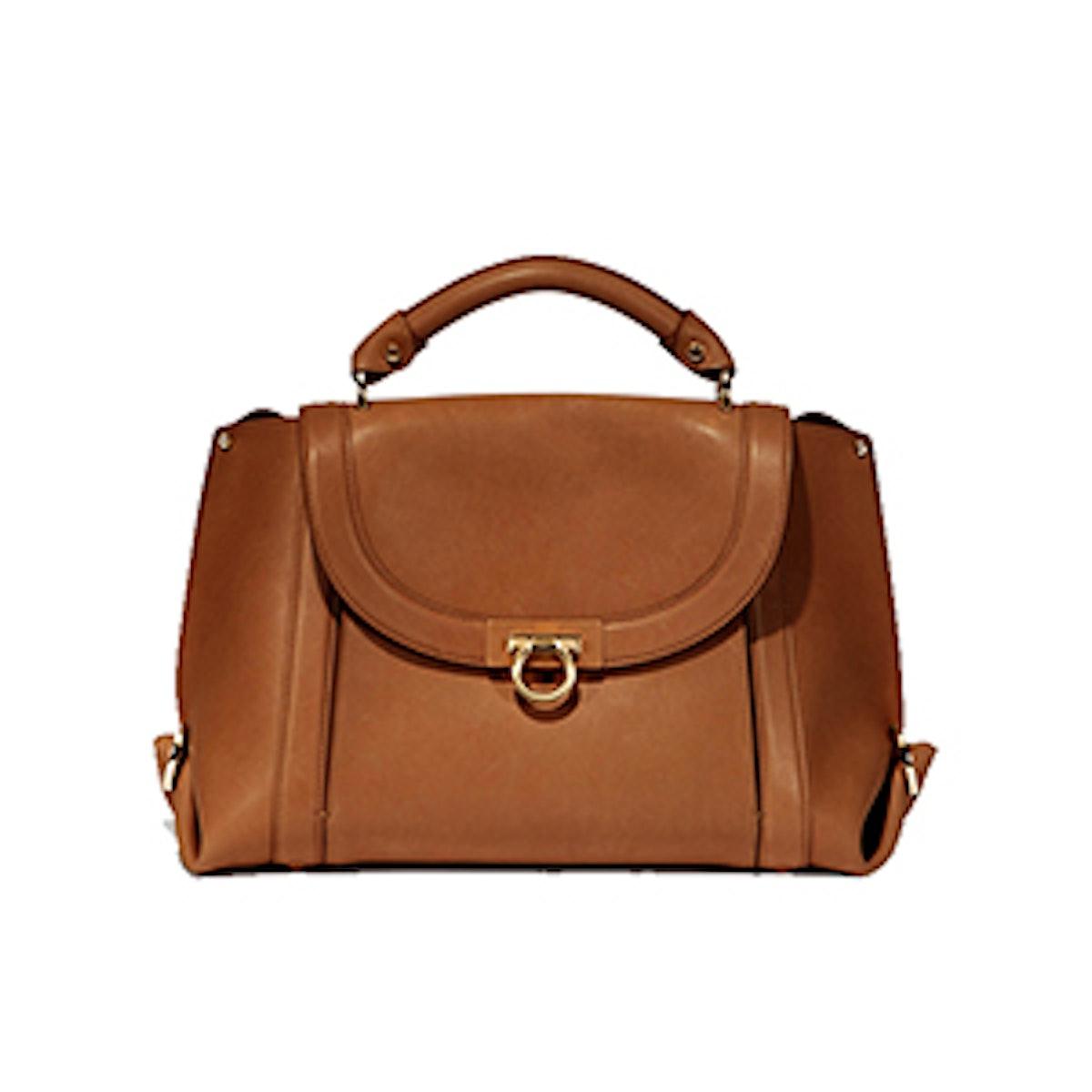 Medium Soft Sofia Top Handle Bag