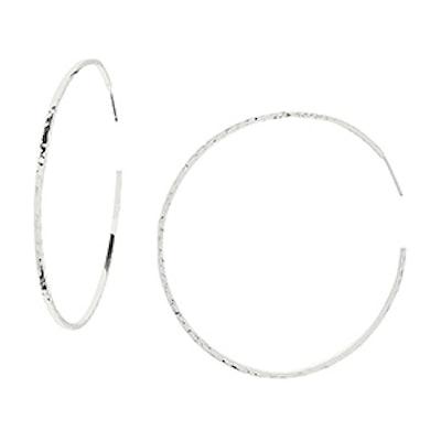 Taner Extra Large Hoop Earrings