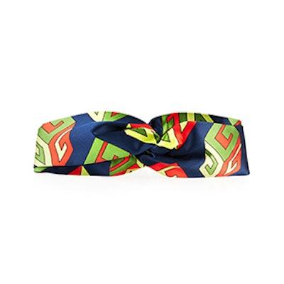 GG Wallpaper Silk Duchesse Headband