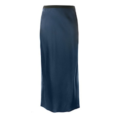 Satin Slip Skirt