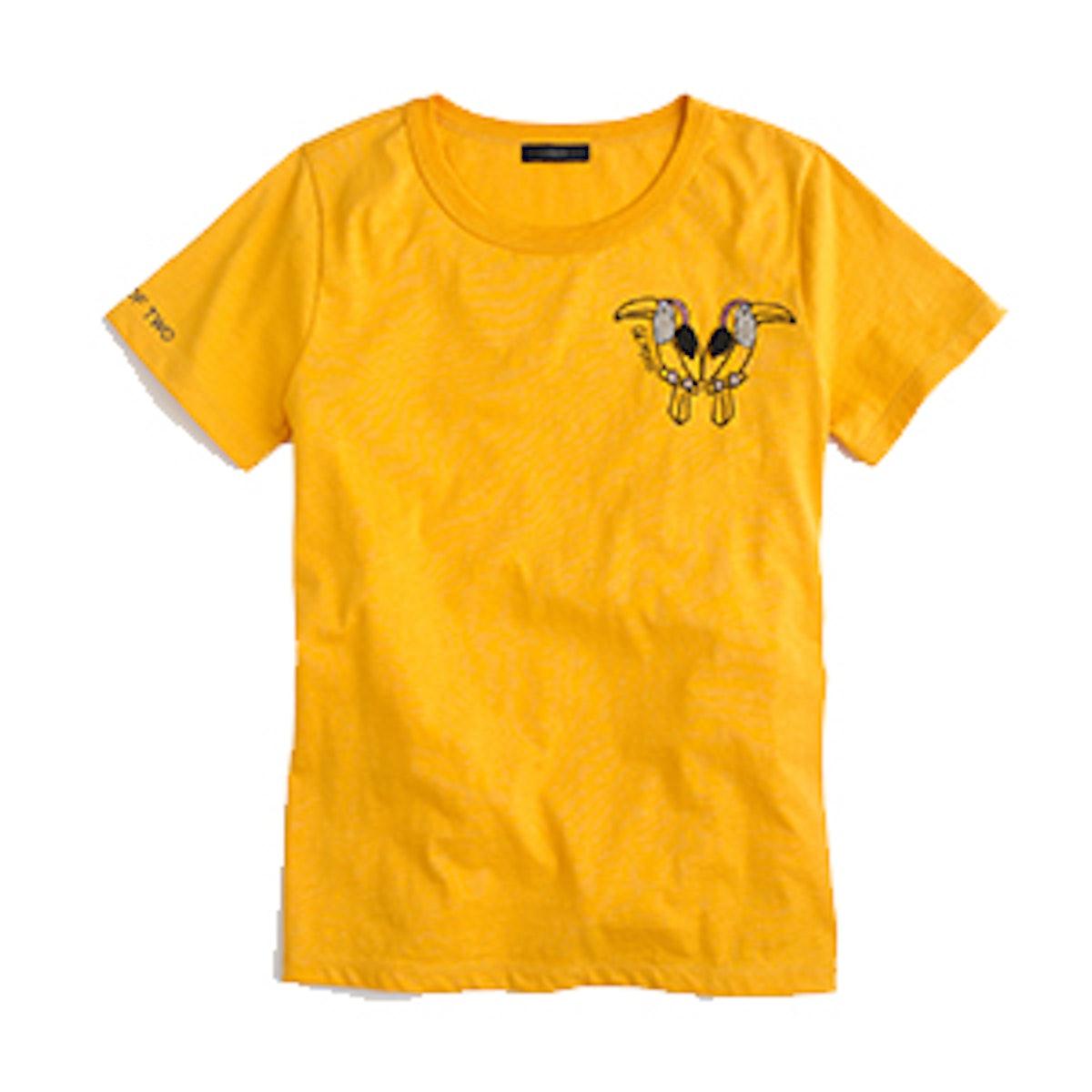 "Horoscope T-shirt in ""Gemini"""