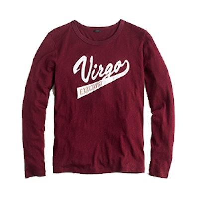 """Horoscope T-shirt in """"Virgo"""""""
