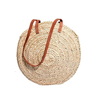 Large Lucena Shopper Basket