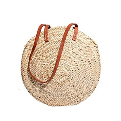 Large Lucena Shopper Basket