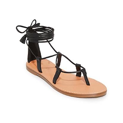 Kana Lace Up Gladiator Sandals