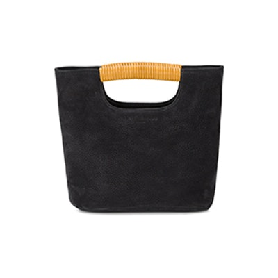 Mini Black Birch Tote Bag