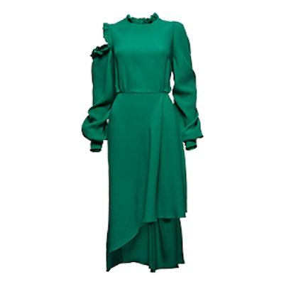 Calgiari Dress Green