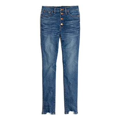 "10"" High-Rise Skinny Jeans"