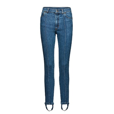Benson High-Rise Denim Jeans