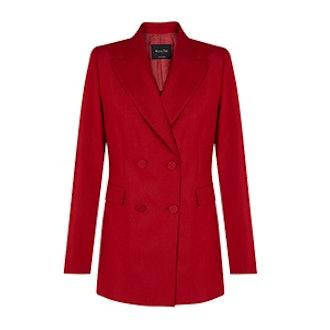 Limited Edition Slim Fit Wool Blazer