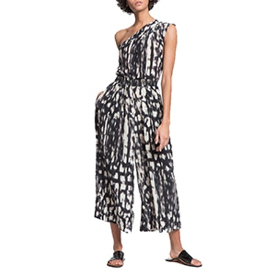 Inclusive Bamboo One Shoulder Jumpsuit