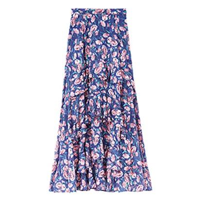 Tea Rose Ruffle Skirt