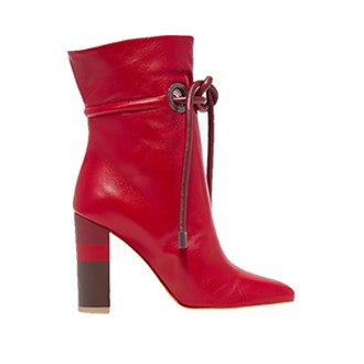 Dolly Tie Booties