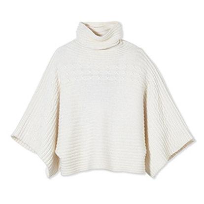 Rosa Turtleneck Dolman Sleeve Knit Sweater