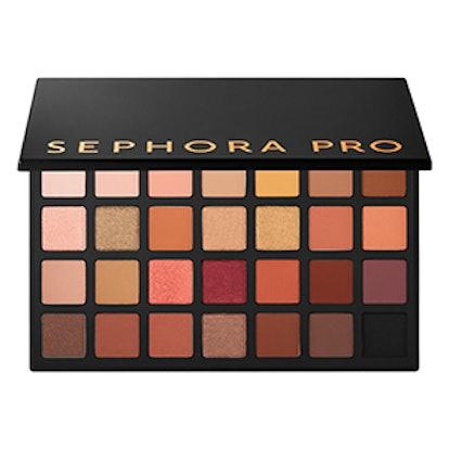 Sephora PRO Warm Palette