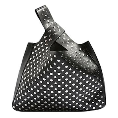 Studded Grab Shoulder Bag